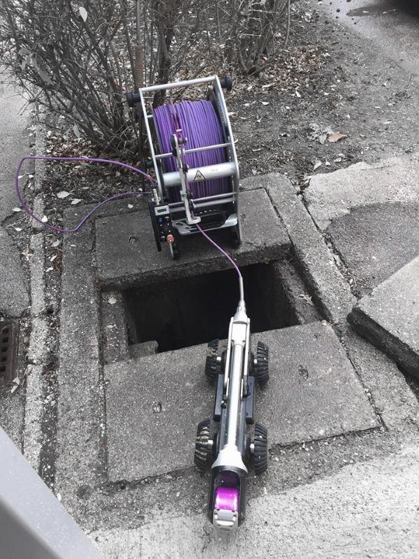 kanalinspektion vorsorge untersuchung